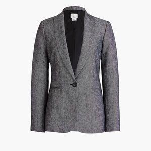 J by j.crew 💯 linen blazer